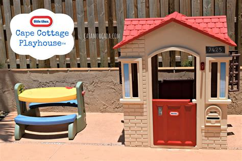 tikes cottage tikes cape cottage playhouse