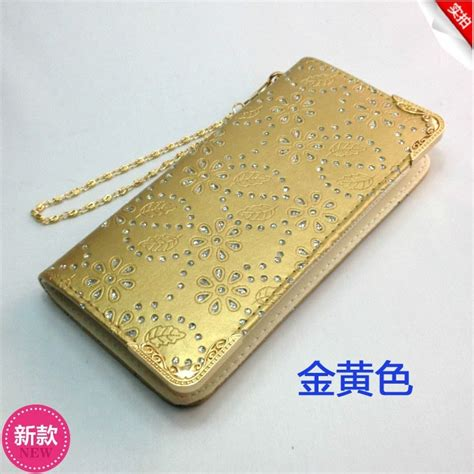 Clutch Import Korea wallet clutch import bg631 gold tamochi