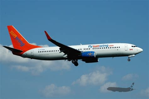 swing airlines jet airlines sunwing airlines wallpapers