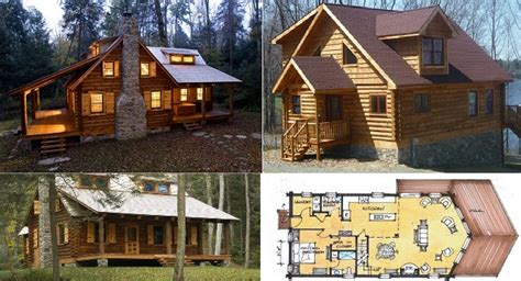 log home design magazine home review co
