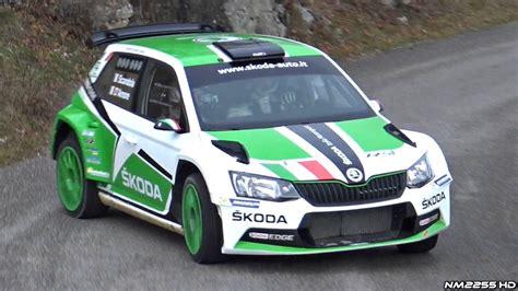 Rally Auto Racing by Skoda Fabia R5 Rally Car In Turbocharged 1 6 4