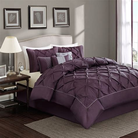 Kohls King Size Comforter Sets by Purple Microfiber Comforter Kohl S