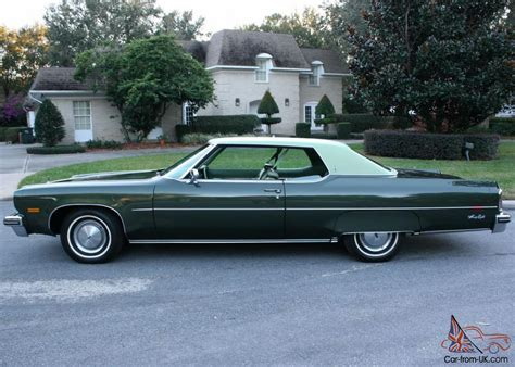 Regency Ls by Mint Two Owner Top Of The Line 1974 Oldsmobile 98 Ls Coupe