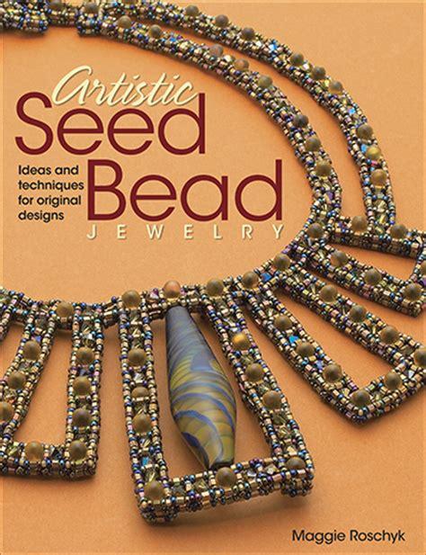 jewelry books free artistic seed bead jewelry allfreejewelrymaking