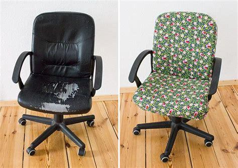 stuhl stoff diy anleitung einen stuhl mit stoff beziehen via