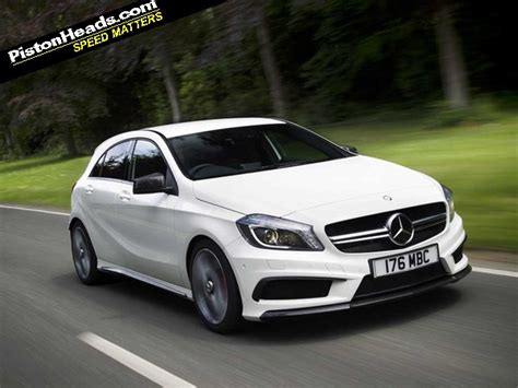 mercedes a45 amg review mercedes a45 amg review pistonheads