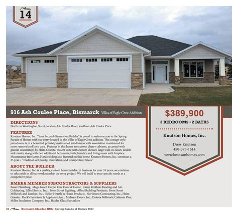 knutson homes bismarck home review