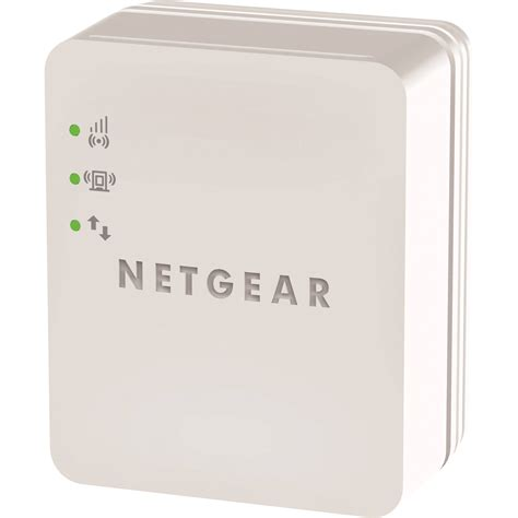 Netgear Wifi Extender netgear wn1000rp wi fi range extender wn1000rp 100nas b h