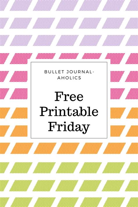 free printable journal stickers bujo stickers bullet journal aholics