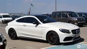 63 Amg Mercedes Mercedes Amg C 63 S Coup 233 C205 1 August 2016 Autogespot