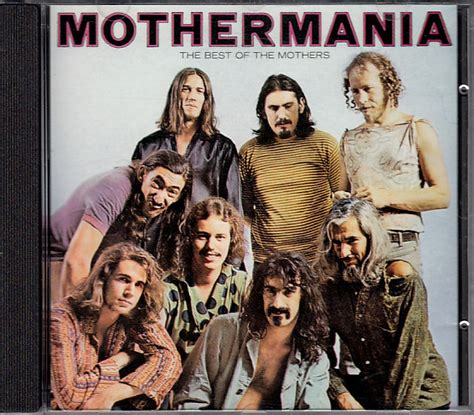frank zappa best album frank zappa mothermania the best of the mothers cd