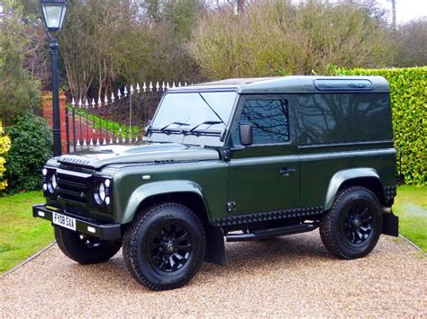 land rover green used tonga green land rover defender for sale essex