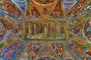 ceiling art vatican kerstenbeck photographic art