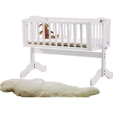 baby annabell swinging crib buy saplings bethany swinging crib white at argos co uk