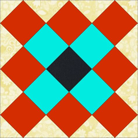Square Quilt Block by Sew Fresh Quilts Square Quilt Block Tutorial Part 1
