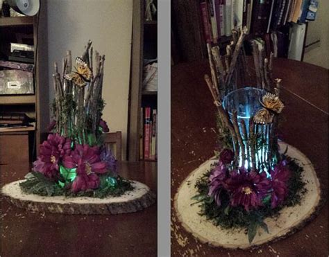 Enchanted Forest Wedding Forest Wedding And Forests On Enchanted Forest Wedding Centerpieces