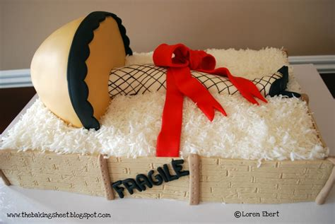 a christmas story cake leg l cake cakecentral