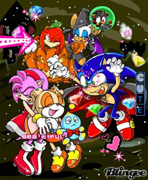 imagenes de halloween sonic happy halloween sonic and friends picture 28933590