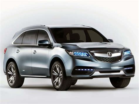 Car Types Suv by Best 7 Seater Mid Size Suv 2015 List You Must Car