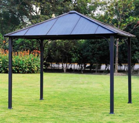 9x9 Screened Gazebo Gazebo Covers Size Considerations And Design Ideas