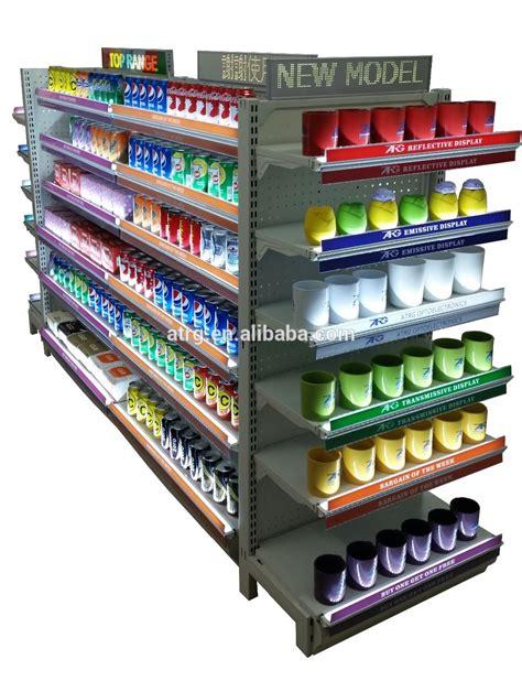 supermarket shelving layout single sided supermarket gondola shelving with energy