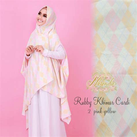 Mado Soft Model J By Umama jilbab rubby khimar cardi by narinda jilbabbranded biz jual jilbab branded original