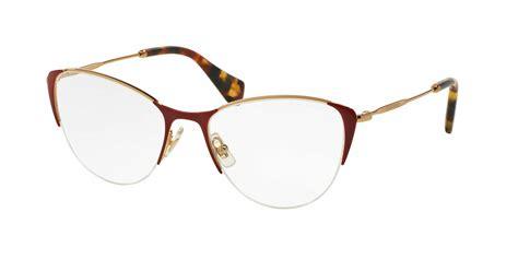 miu miu mu 50ov noir eyeglasses free shipping