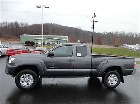 Toyota 6 Cylinder Toyota Tacoma 6 Cylinder Reviews Prices Ratings With