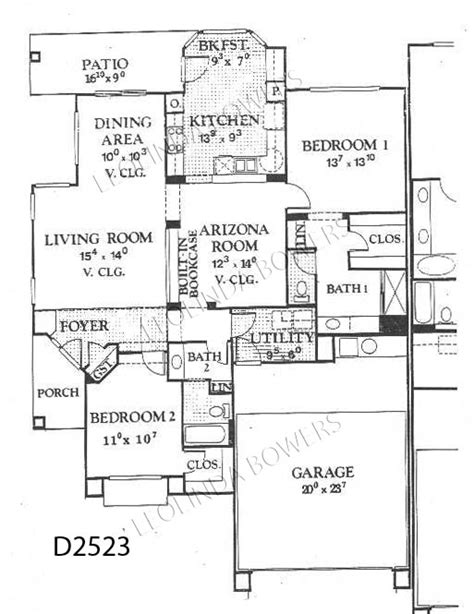 sun city west floor plans sun city west cameron floor plan