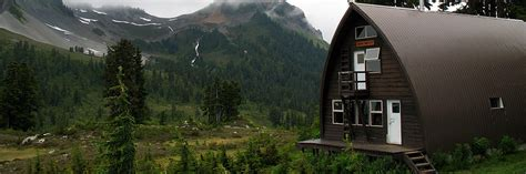 Elfin Lake Cabin by Cing Elfin Lakes Vancouver Trails
