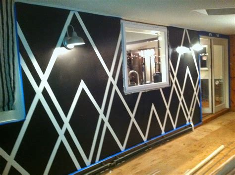 wall pattern ideas with tape wall designs with painters tape 2014 fashionate trends