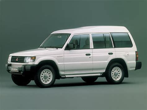 how it works cars 1991 mitsubishi pajero auto manual mitsubishi pajero wagon high roof 1991 1999 mitsubishi pajero wagon high roof 1991 1999 photo 01