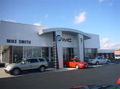 mike smith buick mike smith buick gmc lockport ny 14094 car dealership