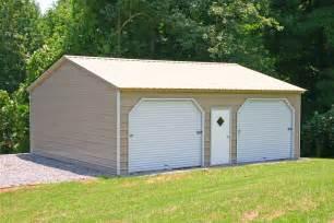 Building A Two Car Garage Garages Leonard Buildings Amp Truck Accessories