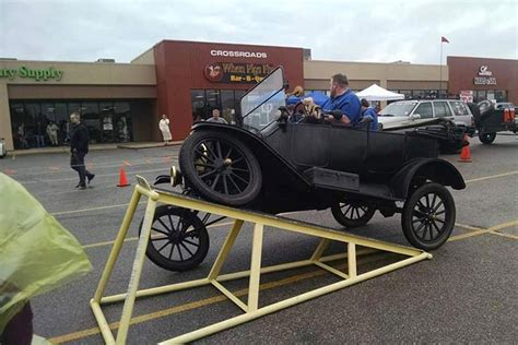 ford modle t a ford model t shame jeeps with its suspension flex