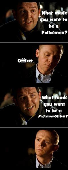 funny movies like hot fuzz tv shows and movie quotes that are funny on pinterest