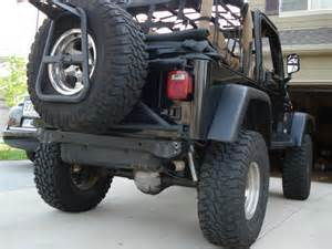 jeep wrangler bumpers and wheel carriers mopar car