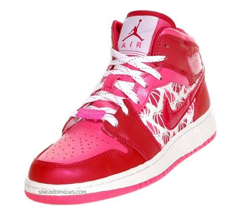 new valentines jordans air retro 1 s day sneakernews