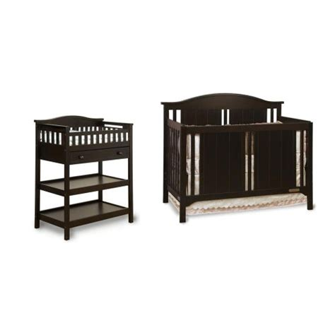 Childcraft Changing Table Childcraft Watterson Deluxe Changing Table And Lifetime Crib Childcraft Child Craft