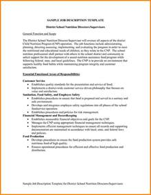 how to write a description template 10 it description exles ledger paper