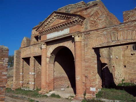 la casa romana domvs romana janua la puerta de la casa romana