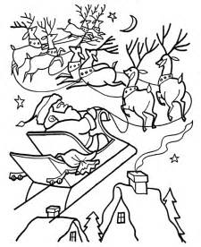 House Decorating Games For Adults christmas santa coloring page santa s bag is empty