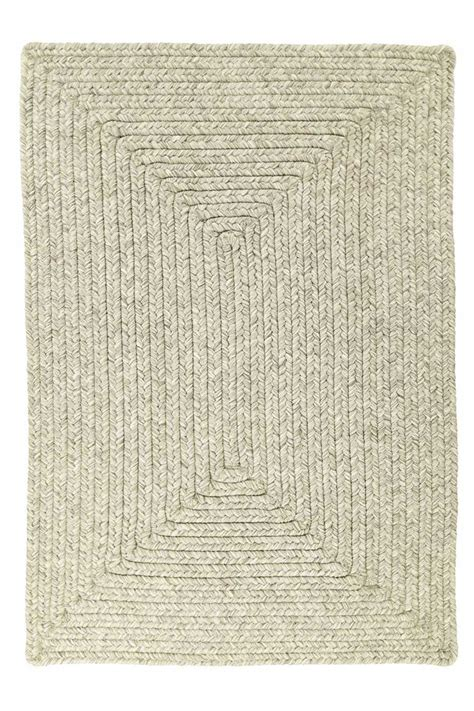 solid rug slate solid braided indoor outdoor rug cottage home 174
