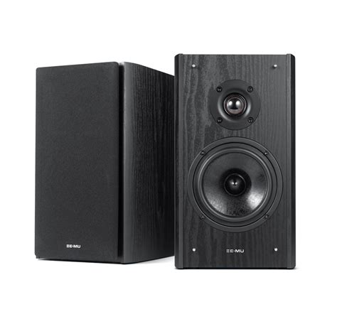 e mu xm7 bookshelf speakers creative labs united states