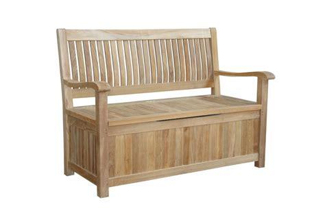 Deck Storage Bench Teak Amo Teak Storage Bench Deck Box Youspan
