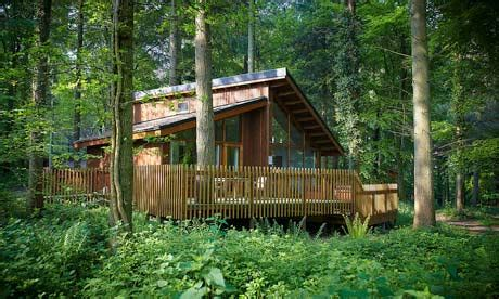 Log Cabins With Tubs New Forest by Adventure For All In England S Forest Playgrounds