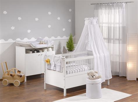 babyzimmer grau cortinas habitaciones para bebes copia hoy lowcost