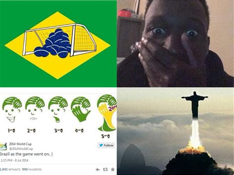 Brazil Meme - brazil vs germany world cup 2014 memes and twitter