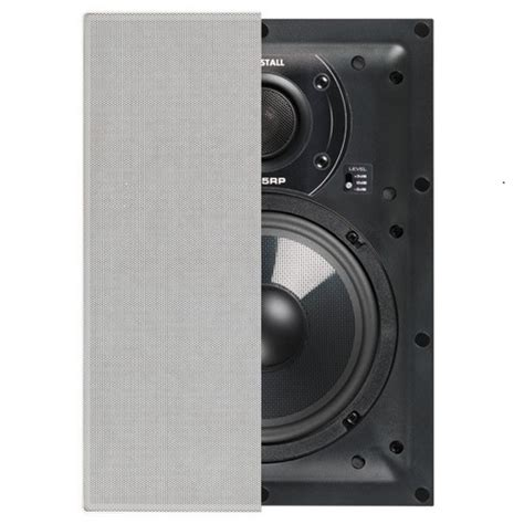 q acoustics performance qi65rp in wall speakers the