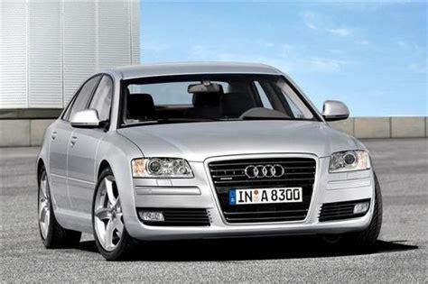 Kofferraumvolumen Audi A8 by Technische Daten Audi A8 Baureihe Und Baujahr